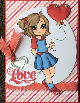Hearts and Valentine Challenge CB Feb