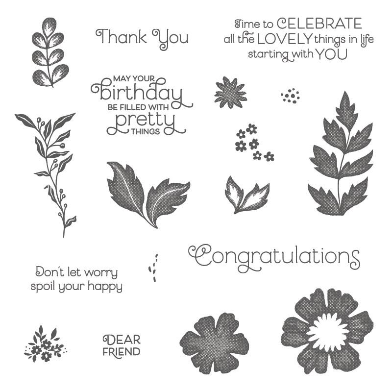Everything Rosy Stamps