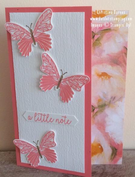 Flirty Butterflies