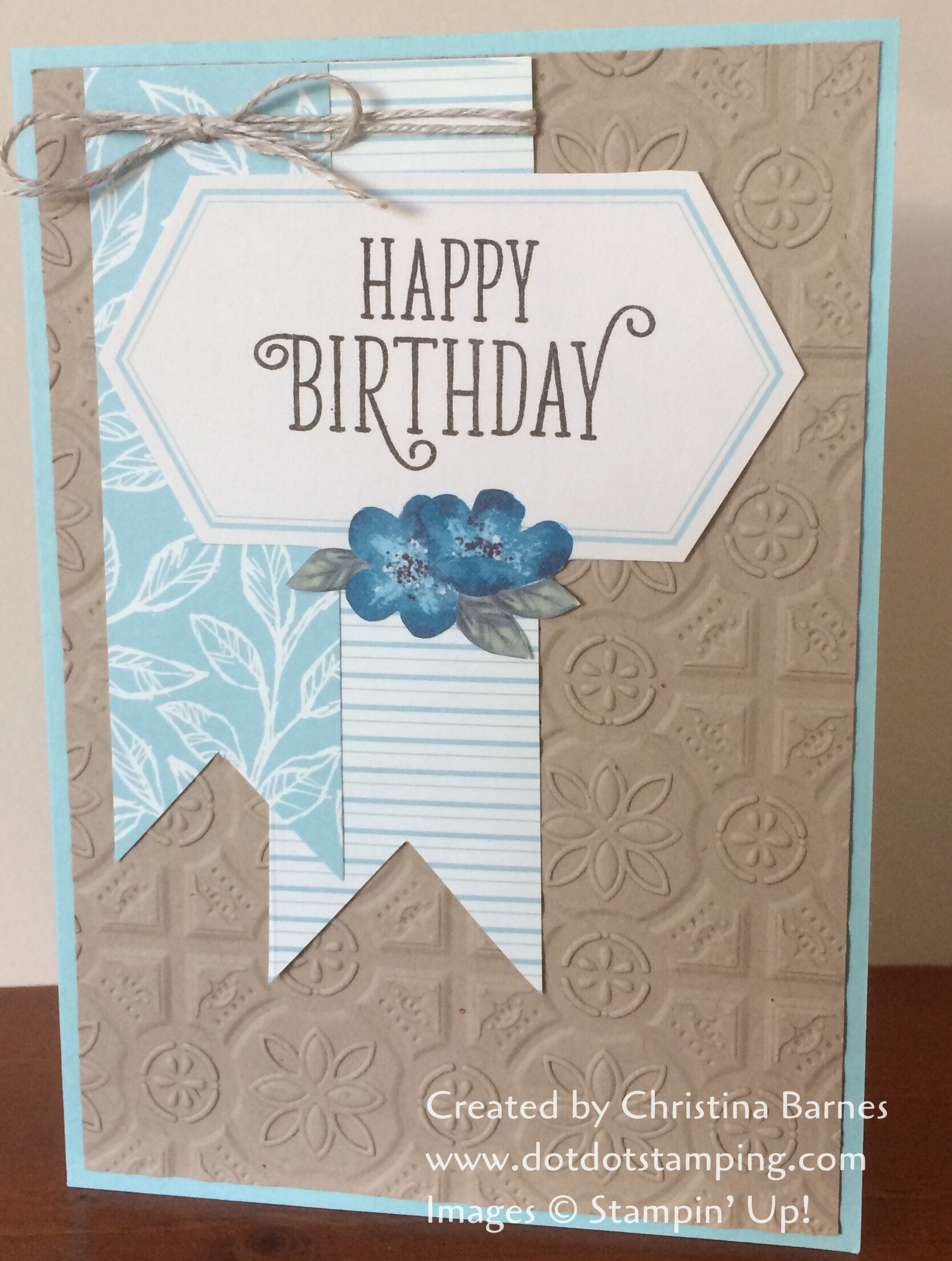 Hugs From Shelli Card 6