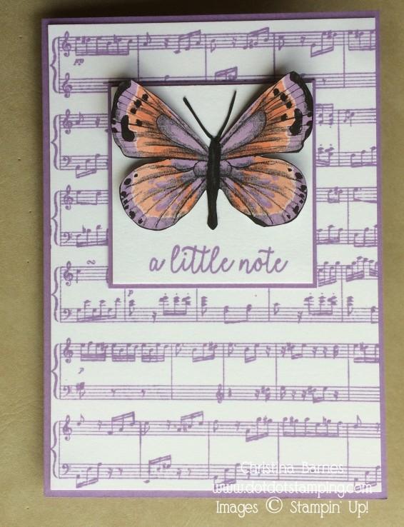 Sheet Music Card 3