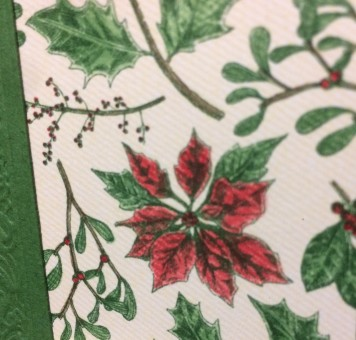 Toile Tidings Designer Series Paper Coloured Blender Pens Christina Barnes Dot Dot Stamping