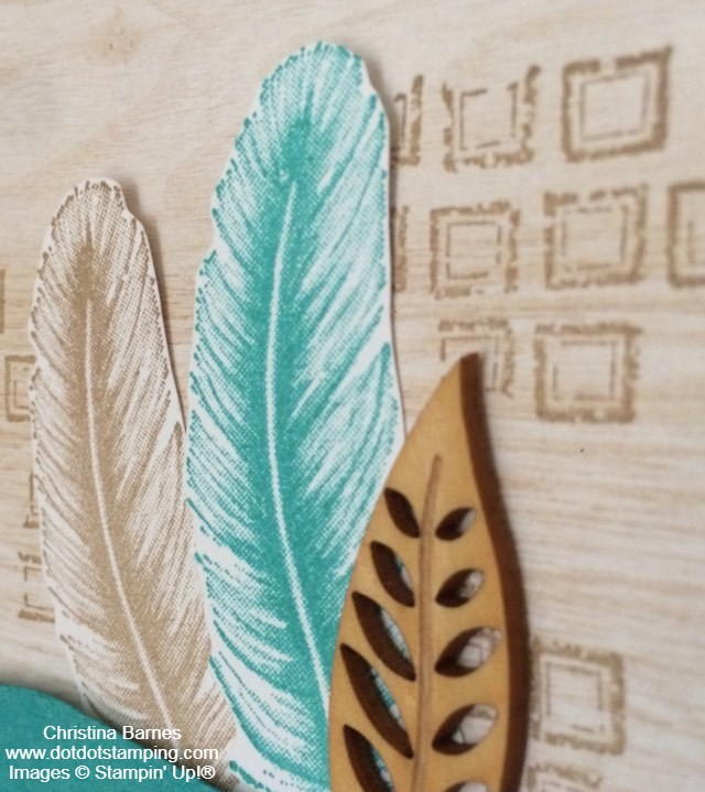 In Good Taste Suite Feathers Stampin' Up! 2020 Annual Catalogue Christina Barnes Dot Dot Stamping